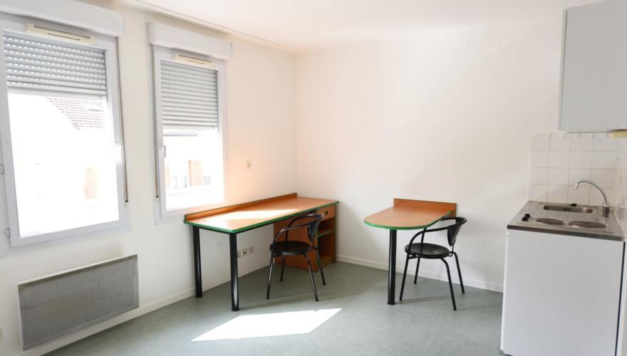 Cuisine studio 22m²