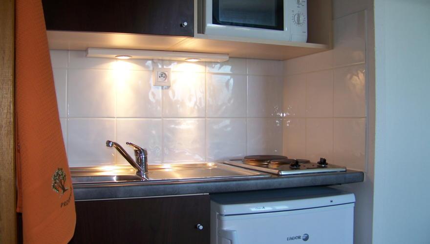 Appartement - Coin cuisine