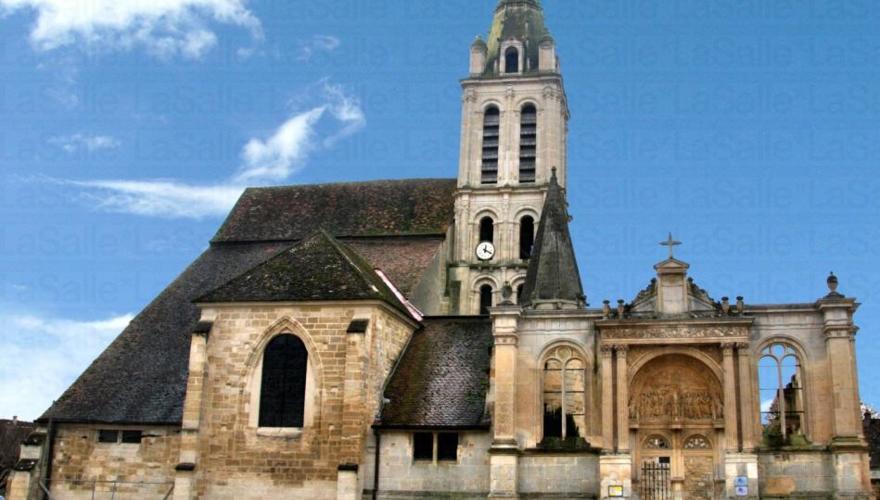 Eglise Saint-Christophe - Cergy-Village (Proche de la Résidence)