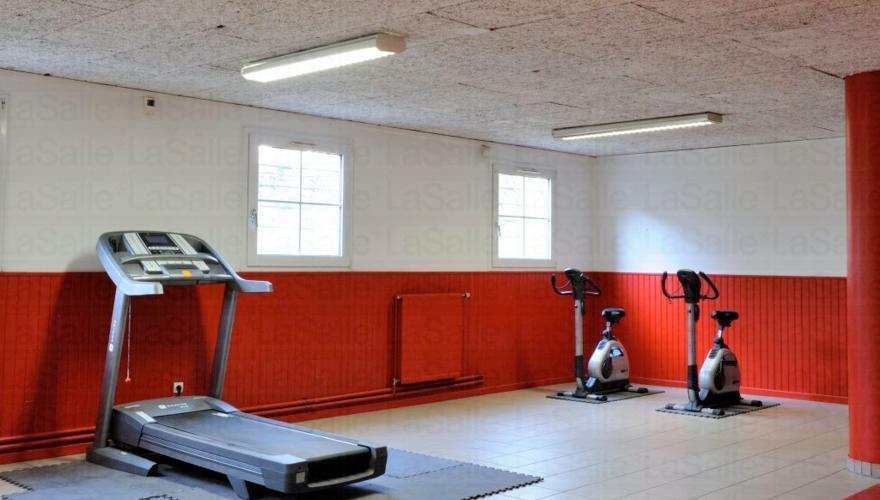 Salle de Fitness (1/2)