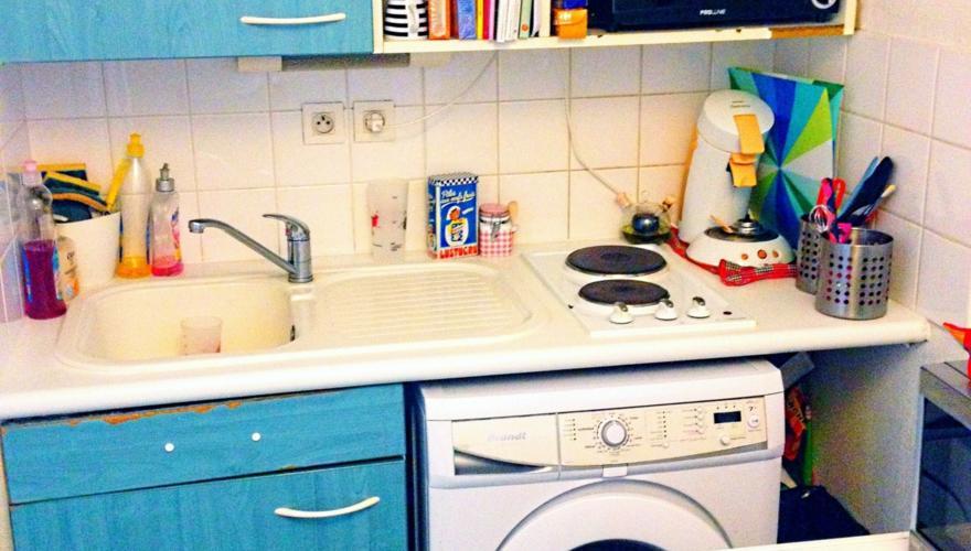 Espace kitchenette