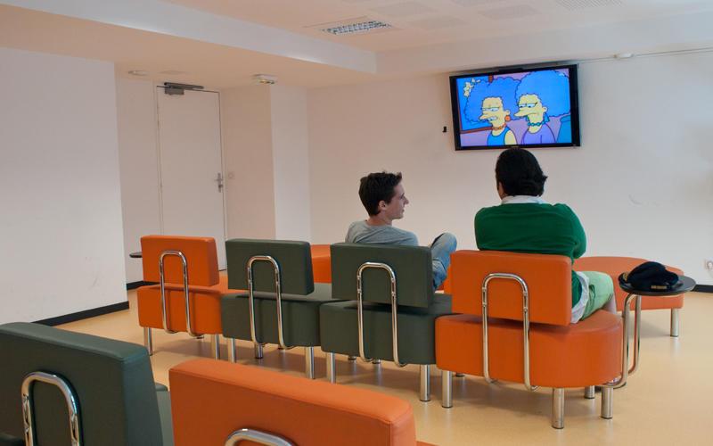 La salle multimedia