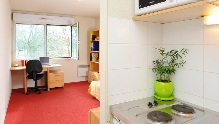Appartement moquette