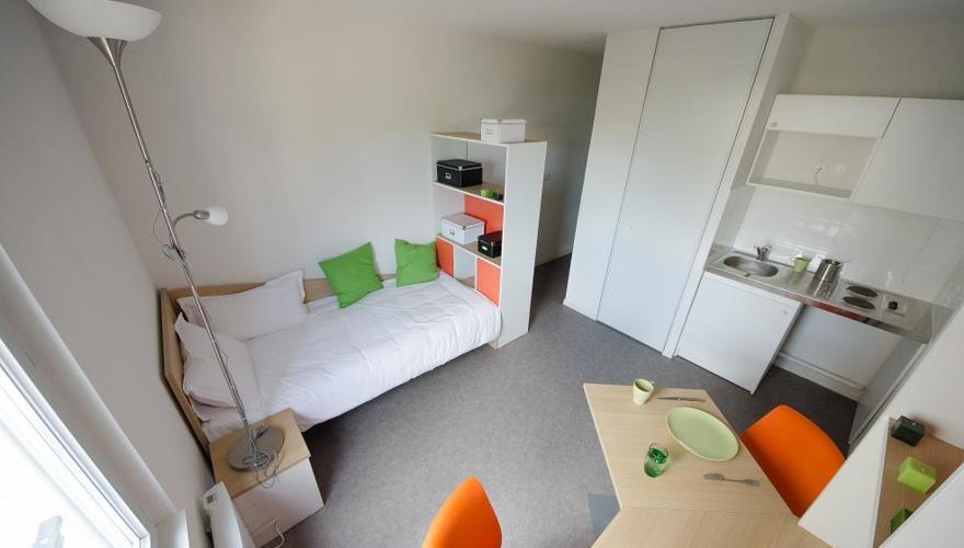 logement Studio 7