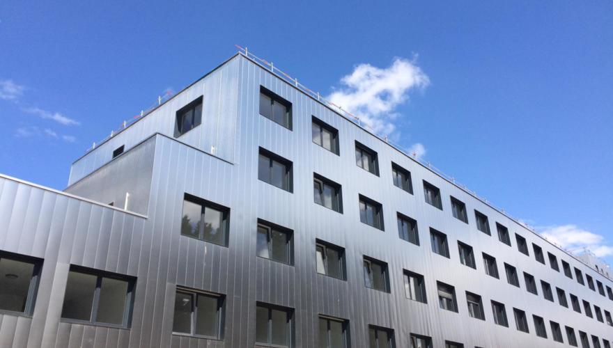 Résidence façade