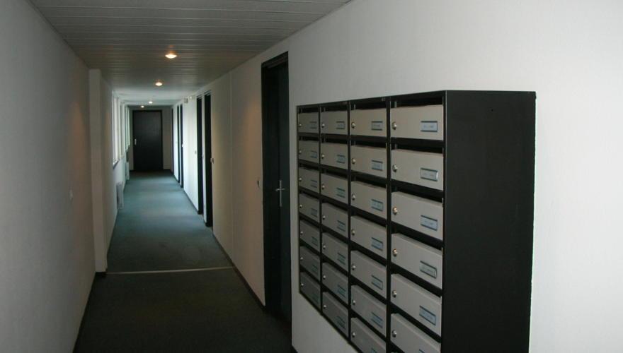 La résidence - Couloir