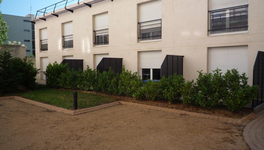 La résidence - Jardin 2