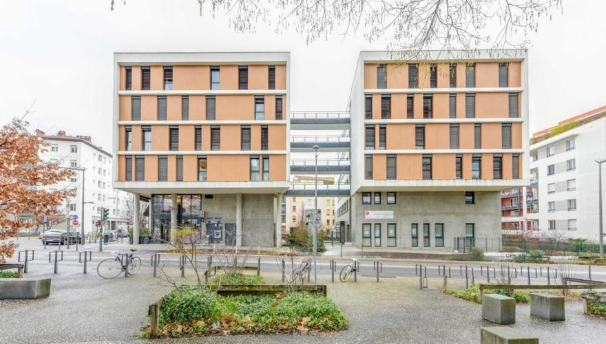 facade résidence