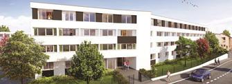 Les Cezeaux -  Facade Résidence