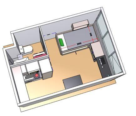 Plan du logement