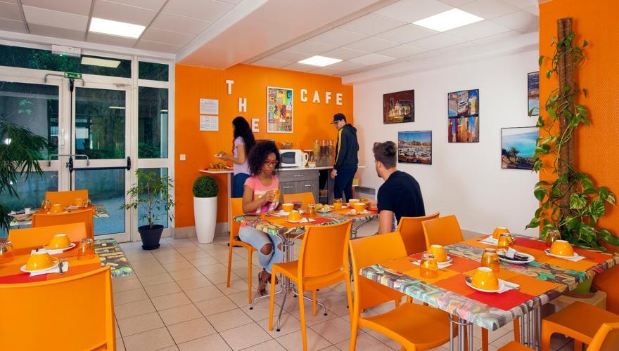 Cafeteria Méditerranée