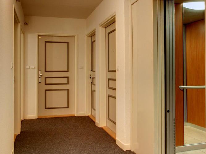 La résidence - Couloirs