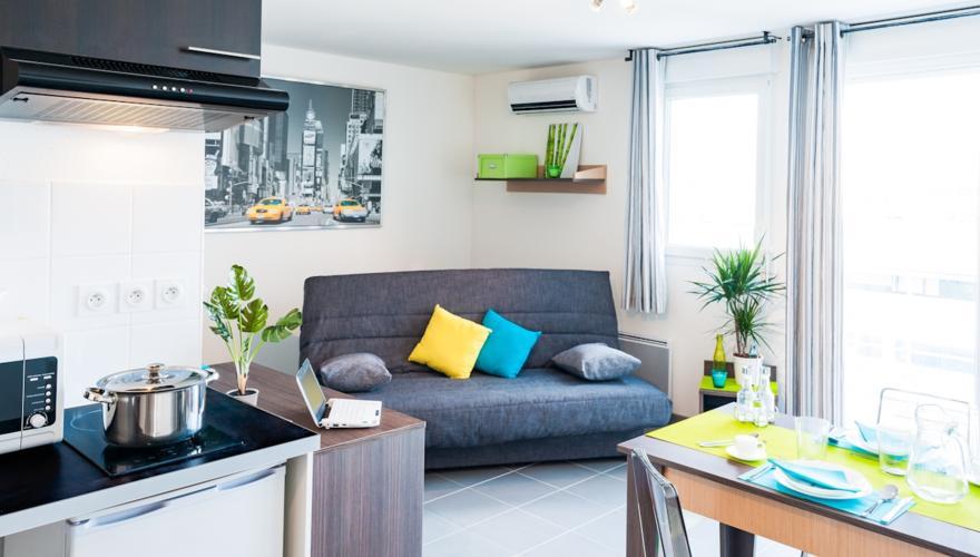 Appartement - Séjour 2