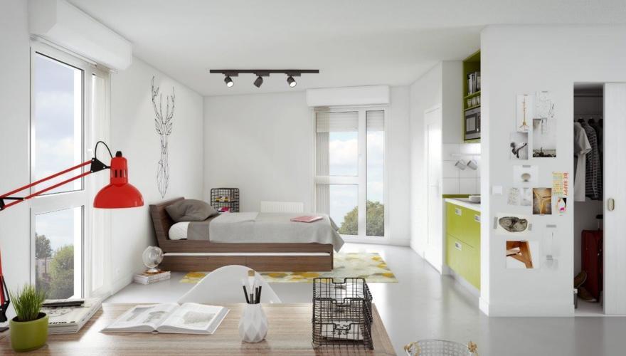 Bordeaux - Appartement T1