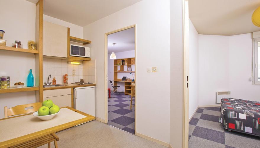 l'appartement 2 pieces