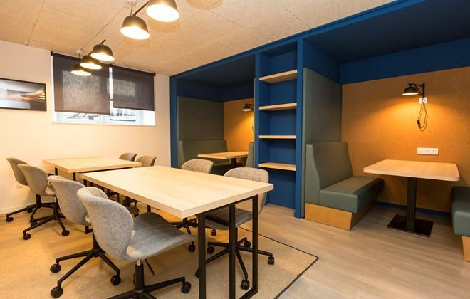 Espace co working multimedia