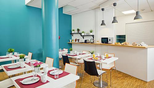 salle déjeuner