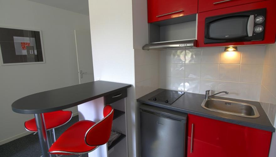 Cuisine studio double