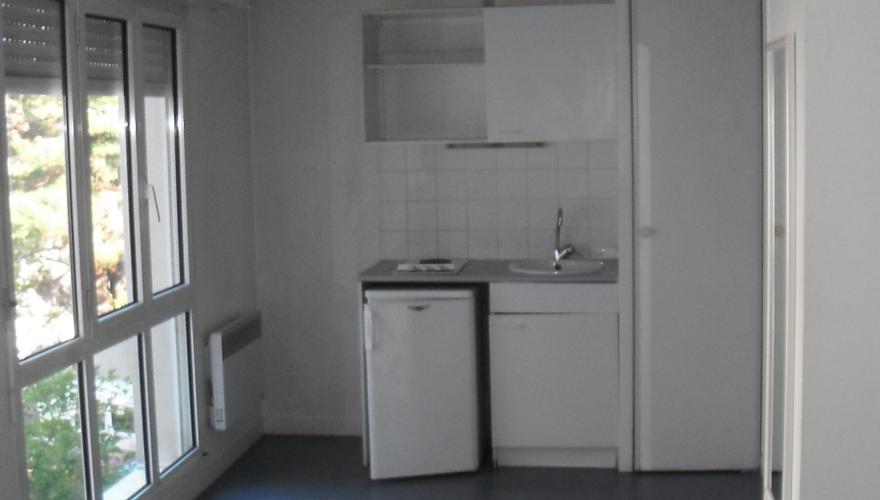 coin cuisine studio 18m2