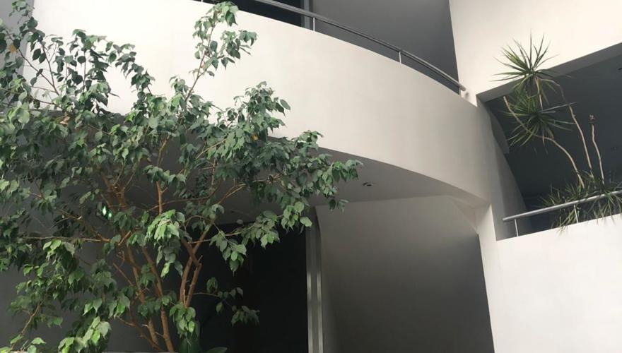 Intérieur de la résidence