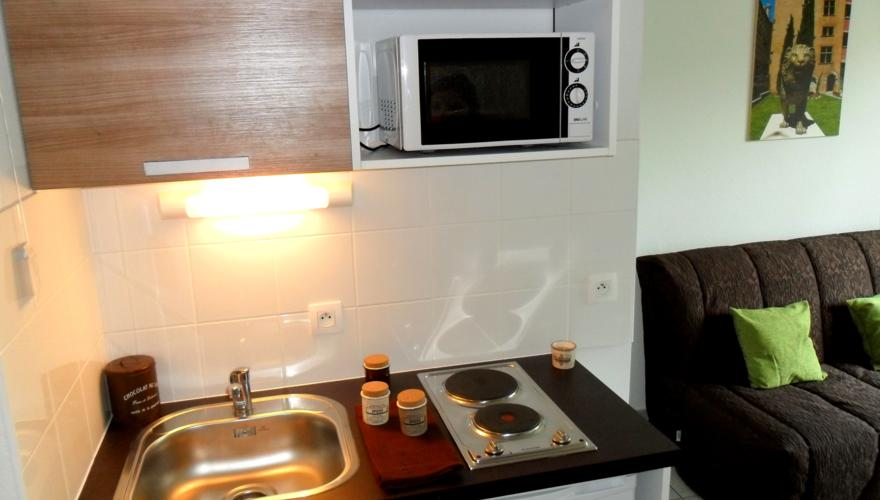 Appartement - Kitchenette