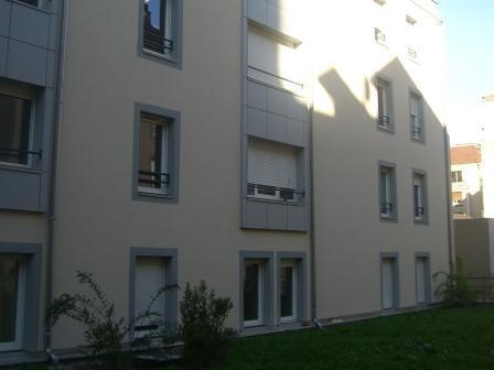La résidence - Façade