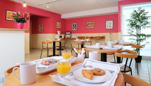 salle de petit dejeuner